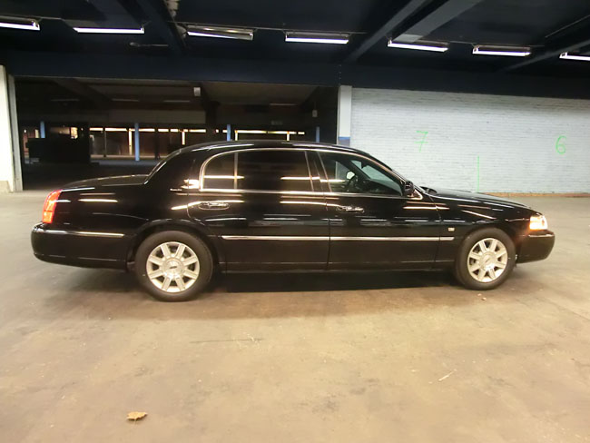 Lincoln Town Car Executive Limo Taxi Modell L 07 Limoeurope