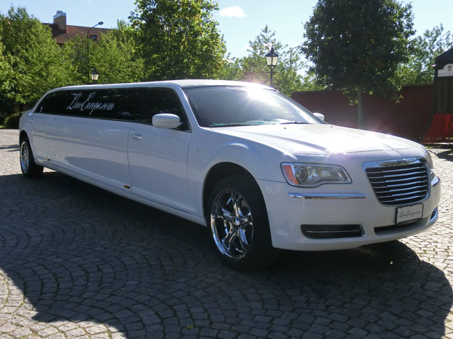 Chrysler 300 Stretch Limousine 2013 Flexfuel