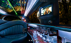 Lincoln Town Car Executive 360 degree panorama